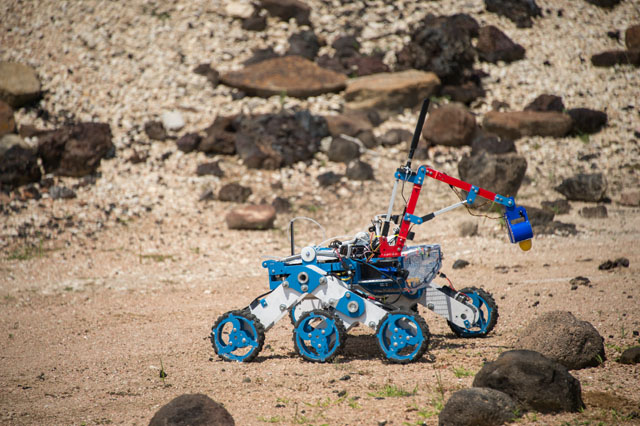 Interested in building rovers?